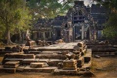 Banteay Kdei Στοκ Εικόνες