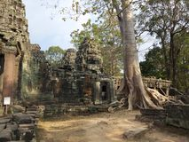 Banteay Kdei, Angkor Royalty Free Stock Images