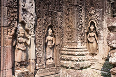 Free Banteay Kdei In Siem Reap ,Cambodia Royalty Free Stock Photos - 38552348