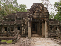 Banteay Kdei, Siem Reap. Scenic view of Banteay Kdei temple, Siem Reap, Cambodia Royalty Free Stock Images
