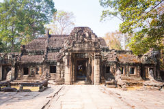Banteay Kdei in Siem reap ,Cambodia Stock Images