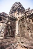 Banteay Kdei in Siem reap ,Cambodia Royalty Free Stock Image