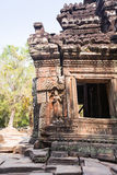 Banteay Kdei in Siem reap ,Cambodia Royalty Free Stock Photos