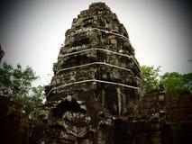 BANTEAY KDEI Tempel Lizenzfreies Stockfoto