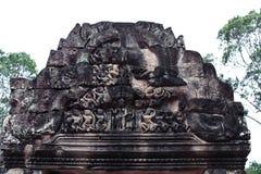 Banteay Kdei tempel Fotografering för Bildbyråer