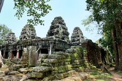 Banteay Kdei temple Stock Images