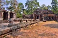 Banteay Kdei Temple Royalty Free Stock Photos