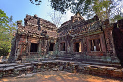 Banteay Kdei Temple Royalty Free Stock Photos