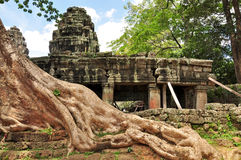 Banteay Kdei Temple Royalty Free Stock Image