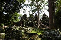 Banteay Kdei, templo de Banteay Kdey imágenes de archivo libres de regalías