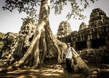 Banteay Kdei Stock Photography