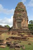 Banteay Kdei Tower Stock Photos