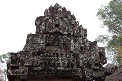 Banteay Kedi tempel i Angkor Arkivfoto