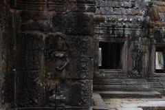 Banteay Kedi Temple in Angkor Stock Image