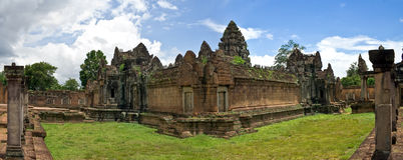 Banteay Samre Stock Image
