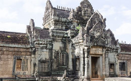 Banteay Samre. Ankor wat style temple built in the second half of the 12th century in cambodia siem reap ankorian period royalty free stock photo