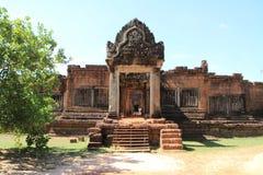 Banteay Samre in Angkor Stock Image