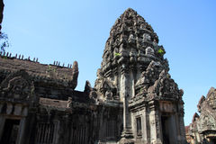 Banteay Samre in Angkor Royalty Free Stock Image