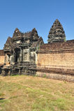 Banteay Samre Prasat  in Angkor Wat, Cambodia. Royalty Free Stock Photo