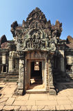 Banteay Samre Prasat in Cambodia Royalty Free Stock Photography