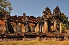 Banteay Samre Prasat in Cambodia Royalty Free Stock Image