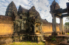 Banteay Samre temple Royalty Free Stock Images