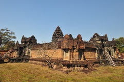 Banteay Samre Temple in Siem Reap,Cambodia Royalty Free Stock Images