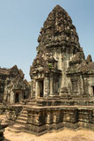 Banteay Samre Tower. In center of monument Stock Photos