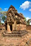 banteay srei της Καμπότζης angkor Στοκ εικόνες με δικαίωμα ελεύθερης χρήσης
