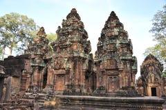 Banteay Srei Immagini Stock