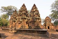 Banteay Srei Fotos de Stock