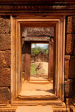Banteay Srei Immagini Stock Libere da Diritti