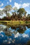 Banteay srei, Angkor, Cambodia. Royalty Free Stock Image