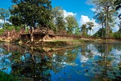 Banteay srei, Angkor, Cambodia. Stock Photography
