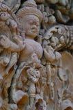Banteay Srei, Angkor, Camboya imágenes de archivo libres de regalías