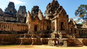 Banteay Srei, Angkor, Siem Reap, Cambodia Royalty Free Stock Image