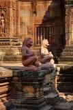Banteay Srei, Angkor Wat, Cambodia Stock Photography