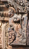 Banteay Srei Royalty Free Stock Photography