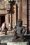 Banteay Srei Stock Images
