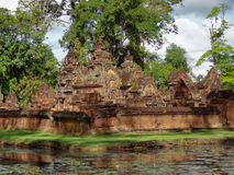Banteay Srei Royalty Free Stock Images
