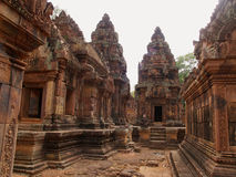 Banteay Srei, Siem Reap Stock Photography