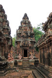 Banteay Srei Temple, Angkor Wat Royalty Free Stock Photo