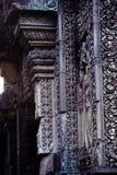 Banteay Srei temple- Angkor Wat ruins, Cambodia Royalty Free Stock Photography