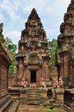 Banteay Srei Temple Complex Stock Photo