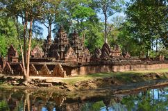 Free Banteay Srei Temple Siem Reap Complex Cambodia Royalty Free Stock Photography - 104867037
