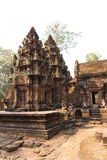 Banteay Srei Stock Photo