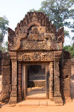 Banteay Srei Royalty Free Stock Photos