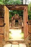 Banteay Srei Wat Stock Image