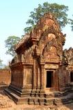 Banteay Srey, Angkor, Cambodge photo stock