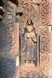 Banteay Srey inCambodia Obrazy Royalty Free